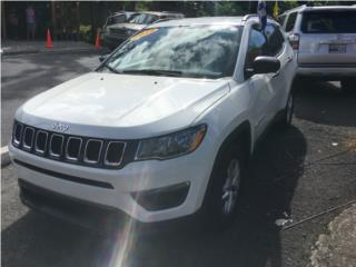 JEEP COMPASS 2018 , Jeep Puerto Rico