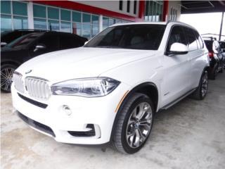 BMW X5 X-DRIVE E-DRIVE, BMW Puerto Rico