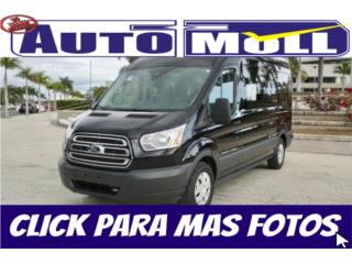 2018 FORD TRANSIT WAGON PASSENGER XLT , Ford Puerto Rico