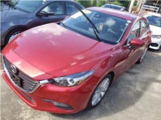 Mazda 3, Mazda Puerto Rico