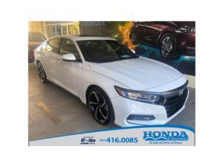 HONDA ACCORD SPORT 2.0 2019!!!, Honda Puerto Rico