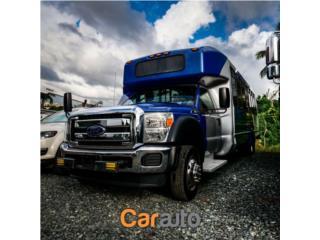 2014 F 550 6.7LITROS (30 PASAJEROS) IMPORTADA, Ford Puerto Rico