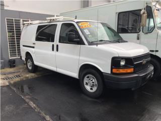 CHEVROLET 2500 VAN 2014 787-205-3597, Chevrolet Puerto Rico