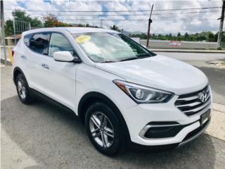 2018 HYUNDAI Santa Fe sport  AWD , Hyundai Puerto Rico