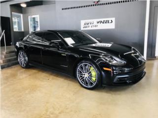 PANAMERA 4 E HYBRID 2018, Porsche Puerto Rico