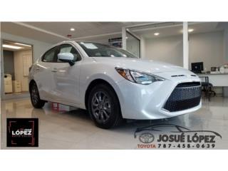 TOYOTA YARIS 2020, Toyota Puerto Rico