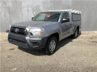 Tacoma de trabajo 2014, liquidación , Toyota Puerto Rico