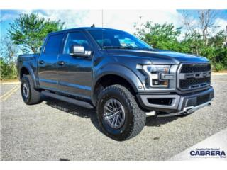 2019 Ford F-150 Raptor, Ford Puerto Rico