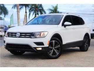 Tiguan SEL Premium Como Nuevo, Volkswagen Puerto Rico