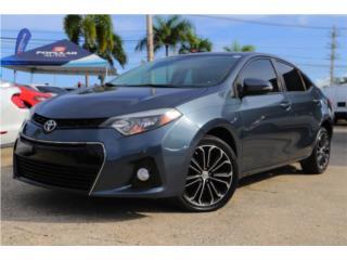 COROLLA S POCAS MILLAS INMACULADO, Toyota Puerto Rico