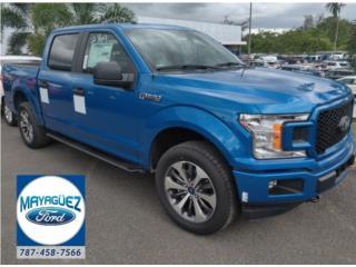 Ford F-150 2018 STX 4x4,4x2 Velocity Blue, Ford Puerto Rico