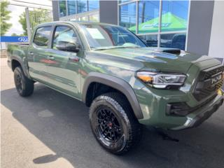 Toyota Tacoma TRD Pro, Toyota Puerto Rico