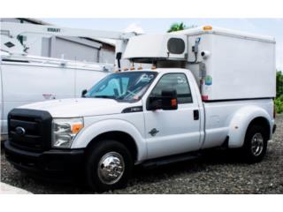 2012 Ford Super Duty F-350, Ford Puerto Rico