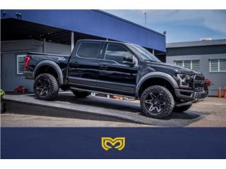 Ford F-150 Raptor 2017, Ford Puerto Rico