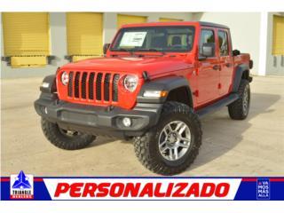 2020 Jeep Gladiator Sport, J0134563, Jeep Puerto Rico