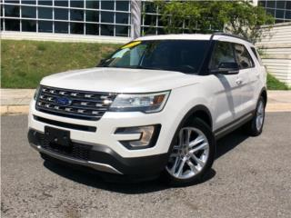 FORD EXPLORER XLT 2016 ¡ESPECTACULAR!, Ford Puerto Rico