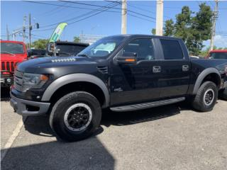 Ford Raptor 2014, Ford Puerto Rico