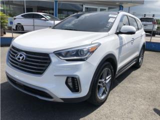 HYUNDAI GRAND SANTA FE LIMITED ULTIMATE WHITE, Hyundai Puerto Rico