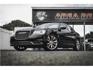 Chrysler 300  2018 negro, Chrysler Puerto Rico