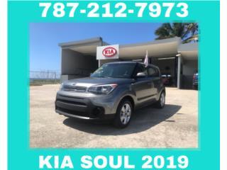 KIA SOUL 2019 AL COSTO, Kia Puerto Rico