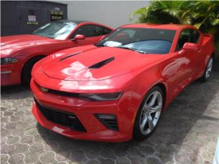 CHEVROLET CAMARO V8 SS 2016, Chevrolet Puerto Rico