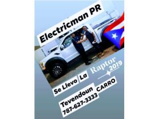 COMPRA DONDE MEJOR TE TRATAN RAPTOR 802 A, Ford Puerto Rico