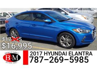 2017 HYUNDAI ELANTRA , Hyundai Puerto Rico