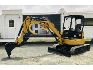 2016 Caterpillar 303.5  , Equipo Construccion Puerto Rico