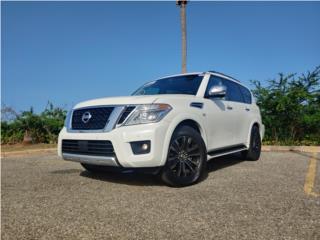 Nissan - Armada Puerto Rico