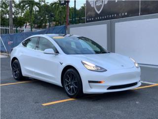 Tesla Model 3 2019 STD Range. 121 millas!! , Tesla Puerto Rico