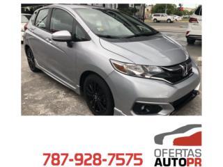 2018 HONDA FIT SPORT, Honda Puerto Rico