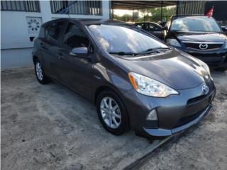 Toyota - Prius C Puerto Rico