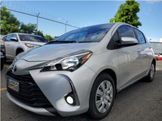 TOYOTA YARIS PREMIUM 2018, Toyota Puerto Rico