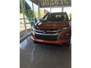 MITSUBISHI OUT LANDER 2020 DESDE $341 MENSUAL, Mitsubishi Puerto Rico