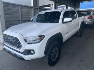 Toyota tacoma TRD 2019, Toyota Puerto Rico