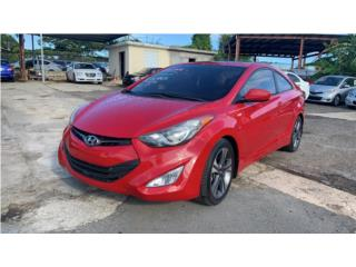 Hyundai Elantra 2013 STD, Hyundai Puerto Rico