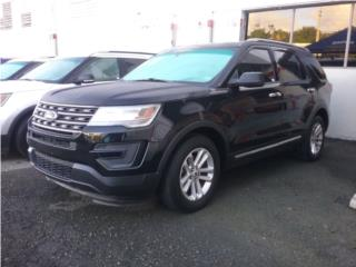 FORD EXPLORER 2017 puerto rico