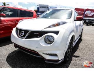 Nissan Juke 2014, Nissan Puerto Rico