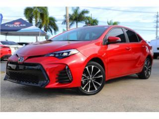 TOYOTA COROLLA SE 2019 SOLO 5K MILLAS!!, Toyota Puerto Rico