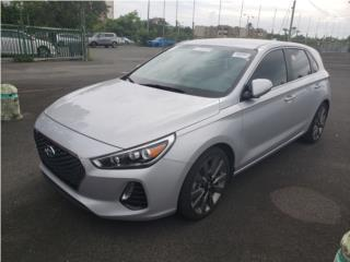 Hyundai Elantra GT Sport importado 2018 turbo, Hyundai Puerto Rico