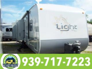Light by Open Range 2015 30'PIES, Trailers - Otros Puerto Rico