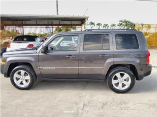 2015 JEEP PATRIOT IMPORTADA UNA JOYA, Jeep Puerto Rico