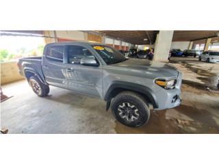 Toyota Tacoma TRD Offroad 2018, Toyota Puerto Rico