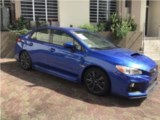 2018 SUBARU WRX TURBO , Subaru Puerto Rico