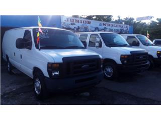 FORD VAN 350 2009 IMPORTADA , Ford Puerto Rico