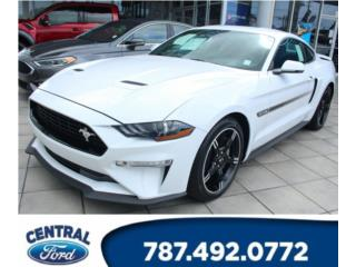 FORD MUSTANG 2019, Ford Puerto Rico