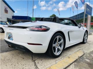 Porsche - Boxster Puerto Rico