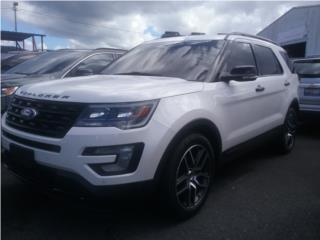 Ford - Explorer Puerto Rico