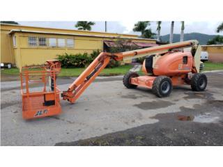 JLG 600AJ 2003, Equipo Construccion Puerto Rico