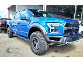 Ford RAPTOR 2019, Ford Puerto Rico
